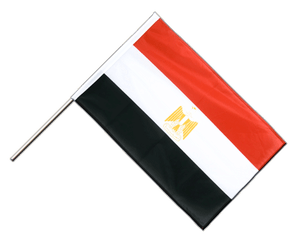 Egypt Hand Waving Flag PRO 2x3 ft