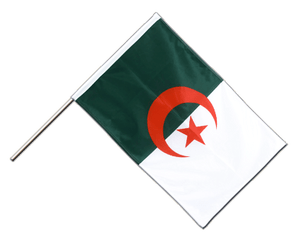 Algeria Hand Waving Flag PRO 2x3 ft