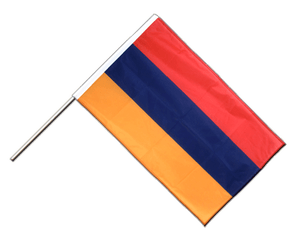 Armenia - Hand Waving Flag PRO 2x3 ft