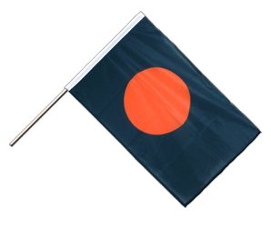 Bangladesh - Hand Waving Flag PRO 2x3 ft