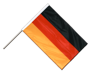 Germany Hand Waving Flag PRO 2x3 ft
