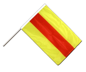 Baden Hand Waving Flag PRO 2x3 ft