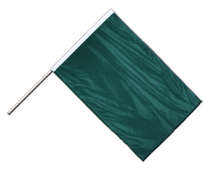 Green Hand Waving Flag PRO 2x3 ft