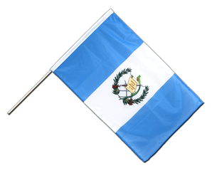 Guatemala Hand Waving Flag PRO 2x3 ft