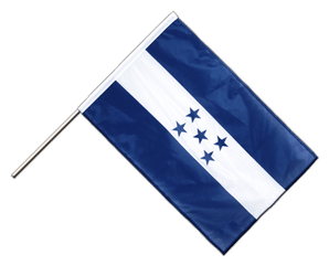 Honduras Hand Waving Flag PRO 2x3 ft