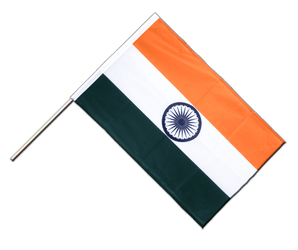 Indien Stockflagge PRO 60 x 90 cm