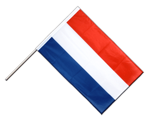Luxembourg Hand Waving Flag PRO 2x3 ft