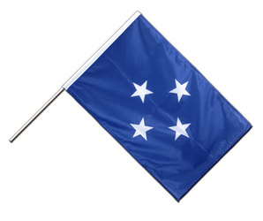 Micronesia Hand Waving Flag PRO 2x3 ft