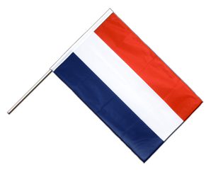 Netherlands Hand Waving Flag PRO 2x3 ft