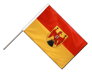 Burgenland Hand Waving Flag PRO 2x3 ft