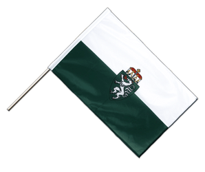 Styria Hand Waving Flag PRO 2x3 ft