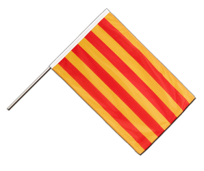 Catalonia Hand Waving Flag PRO 2x3 ft