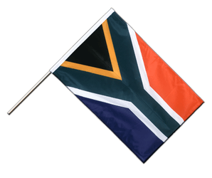 South Africa - Hand Waving Flag PRO 2x3 ft