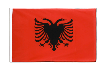 Albania Sleeved Flag ECO 2x3 ft