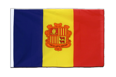 Andorra Sleeved Flag ECO 2x3 ft
