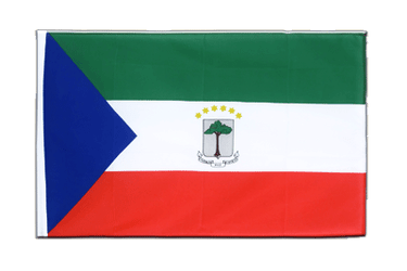 Equatorial Guinea Sleeved Flag ECO 2x3 ft