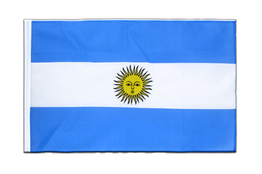 Argentina Sleeved Flag ECO 2x3 ft
