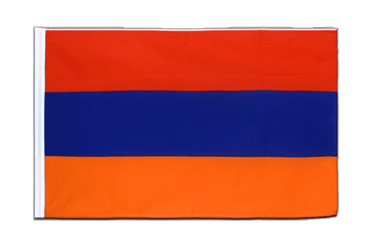 Armenia Sleeved Flag ECO 2x3 ft
