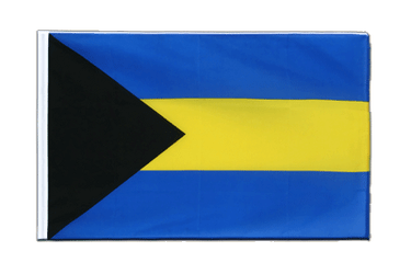 Bahamas Sleeved Flag ECO 2x3 ft