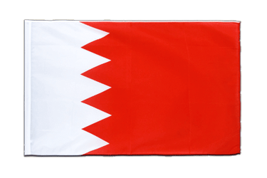 Bahrain Sleeved Flag ECO 2x3 ft