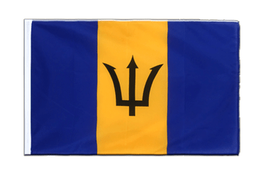 Barbados Sleeved Flag ECO 2x3 ft