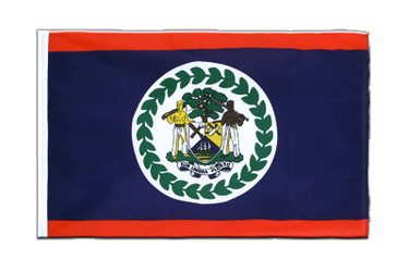 Belize Sleeved Flag ECO 2x3 ft