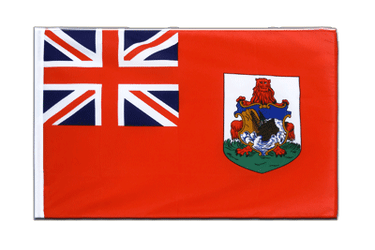 Bermuda Sleeved Flag ECO 2x3 ft
