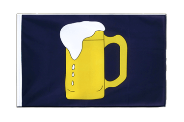 Beer Sleeved Flag ECO 2x3 ft
