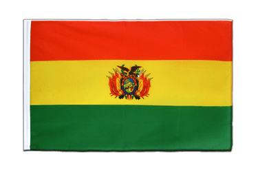 Bolivia Sleeved Flag ECO 2x3 ft