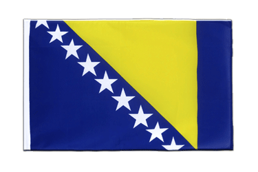 Bosnia-Herzegovina Sleeved Flag ECO 2x3 ft