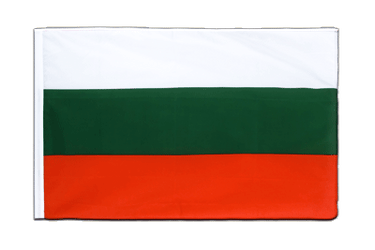 Bulgaria Sleeved Flag ECO 2x3 ft