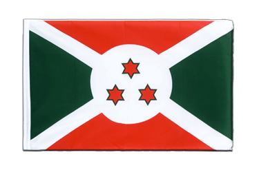 Burundi Sleeved Flag ECO 2x3 ft