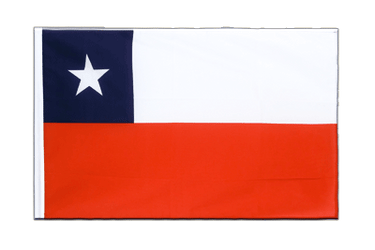 Chile Sleeved Flag ECO 2x3 ft