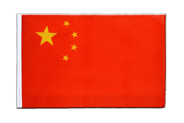 China Hohlsaum Flagge ECO 60 x 90 cm