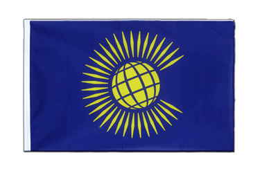 Commonwealth - Hohlsaum Flagge ECO 60 x 90 cm