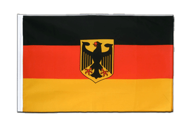 Germany Dienstflagge Sleeved Flag ECO 2x3 ft