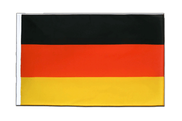 Germany Sleeved Flag ECO 2x3 ft
