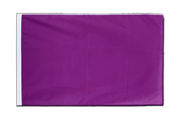 Purple Sleeved Flag ECO 2x3 ft