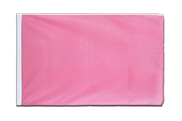 Pink Sleeved Flag ECO 2x3 ft