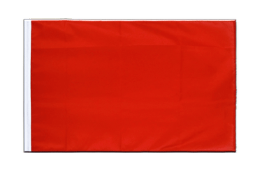 Rouge Drapeau Fourreau ECO 60 x 90 cm