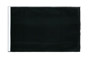 Black - Sleeved Flag ECO 2x3 ft