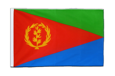 Eritrea - Sleeved Flag ECO 2x3 ft