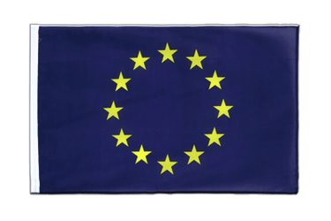 European Union EU Sleeved Flag ECO 2x3 ft