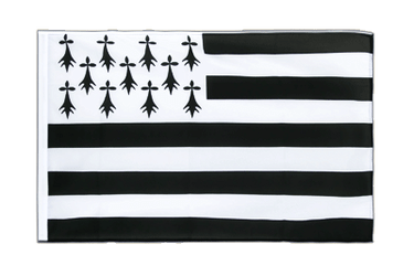 Brittany - Sleeved Flag ECO 2x3 ft