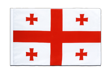 Georgia Sleeved Flag ECO 2x3 ft