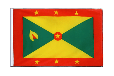 Grenada Sleeved Flag ECO 2x3 ft