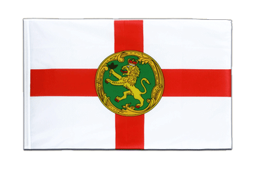 Alderney - Sleeved Flag ECO 2x3 ft