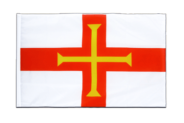 Guernsey Sleeved Flag ECO 2x3 ft