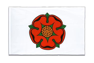 Lancashire red rose Sleeved Flag ECO 2x3 ft