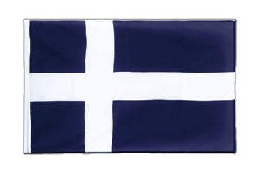Shetland - Sleeved Flag ECO 2x3 ft